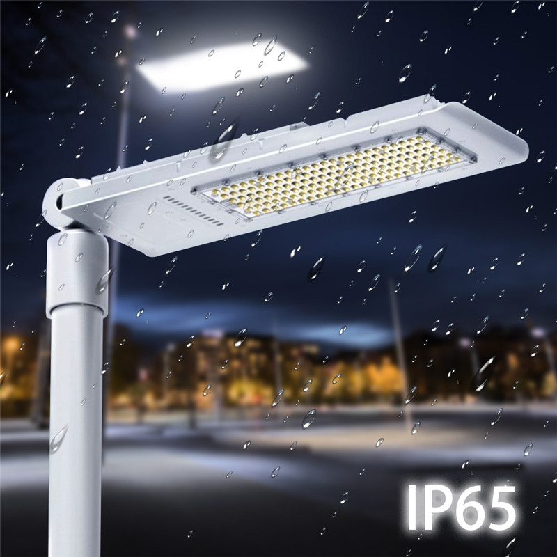 Mising LED Street Lights 60W 150W Road Highway Garden Park Street Light AC 100V-240V IP65 Lamp Outdoor Yard Lighting