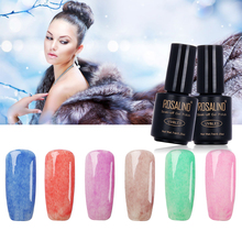7ml Faux Fur Effect Long Lasting Soak-off UV LED Nail Art Manicure Gel Polish