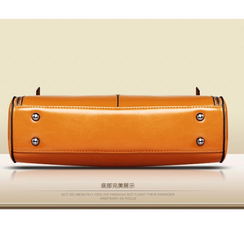 9648fa18470a 2018 New Fashion Women Leather Handbags Women Handbag British Style  Shoulder Bag Crossbody Women Messenger Bags. sku  1000005438709