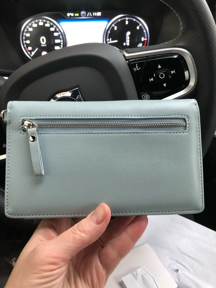 Prettyzys Summer Style Women Phone Shoulder Bag  PU Leather Money Wallet  Mini Chain Mobile Phone Bags Crossbody Messenger Bag photo review