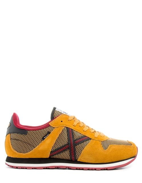 Massana Deportivas Zapatillas Munich Zapatos En 225 Amarillas De 1gEwEqx6v