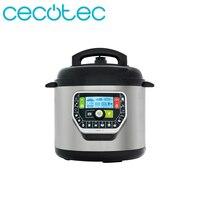 Cecotec программируемый горшок модель G Deluxe Кухня робот с Ёмкость 6 литров включает Функция ЖК дисплей Экран и Нержавеющаясталь