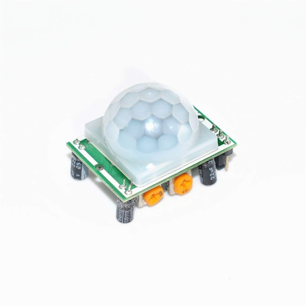 ShenzhenMaker HC SR501 Adjust Infrared IR Pyroelectric Infrared PIR module Motion Sensor Detector Module