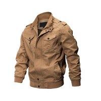 Для мужчин зимние Военная Униформа Армия Пилот Курточка Бомбер с длинным рукавом тактическая пальто Верхняя одежда