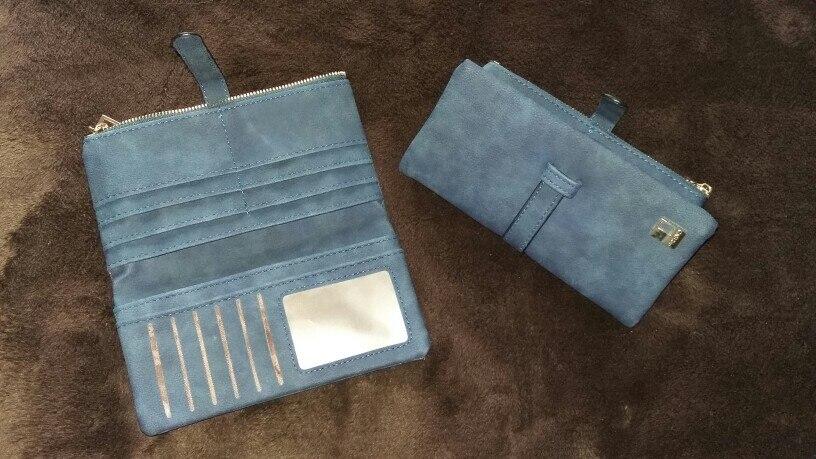 Материал Подкладки:: Синтетическая Кожа; кожаный бумажник женщин; роскошные;