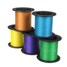 Bobing 1pc 100m High Strength PE Fishing Line 5color Fishing Rope Wire String Fishing Tackle Box Tool Accessories 20LB 0.18mm
