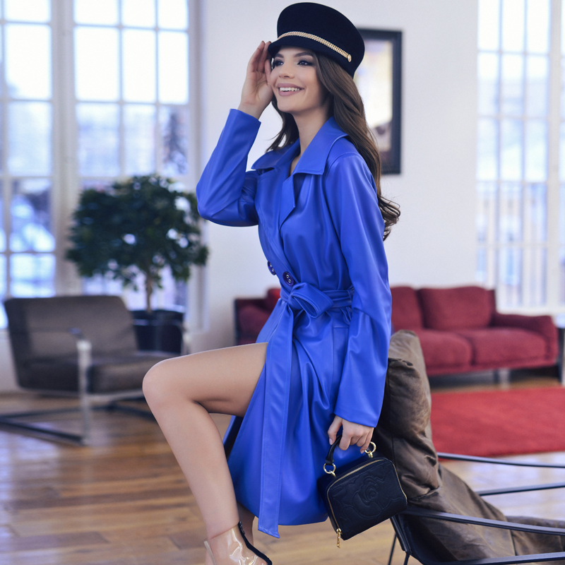 Trench coat for Women Bezko BP0076