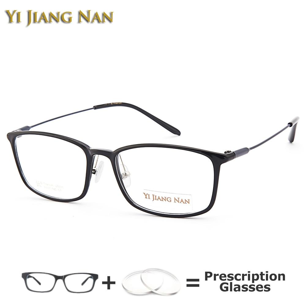 Leopard Frame Women Light Optical Glasses Fashion Men Ultem Titanium Eyeglasses with Prescription Lenses