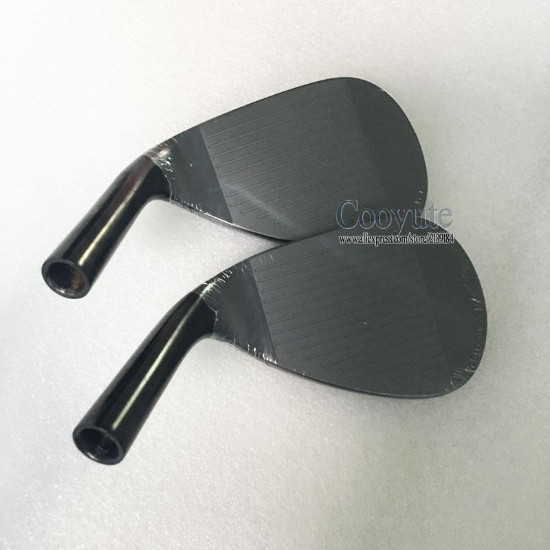 Cooyute NEW Golf head Romaro Alcobaca Stream Golf wedges head Set 50.52.54.56.58 60degree Golf Clubs head No shaft Free shipping