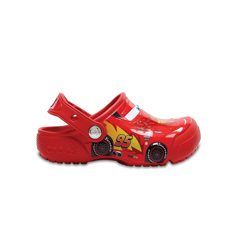 CROCS CrocsFunLab Cars Clog K KIDS or boys/for girls, children, kids TmallFS цена