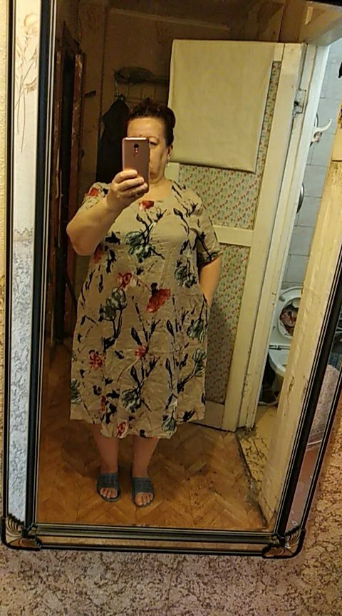 Vintage Summer Dress Short Sleeve Loose Women Elegant Floral Print Midi Dresses Casual Party Beach Sundress Vestidos photo review