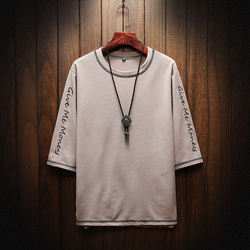 funny Printed T Shirt Men give me money print Streetwear Tshirt Men T Shirt Hip Hop T-Shirt Men Summer 2019
