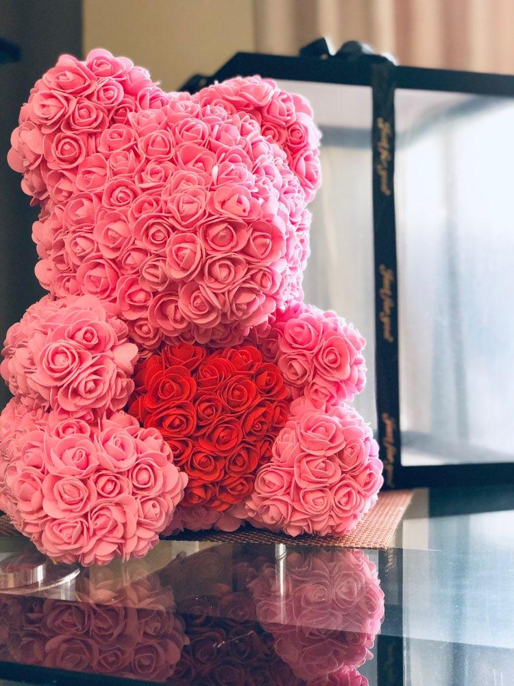 Rose Bear photo review