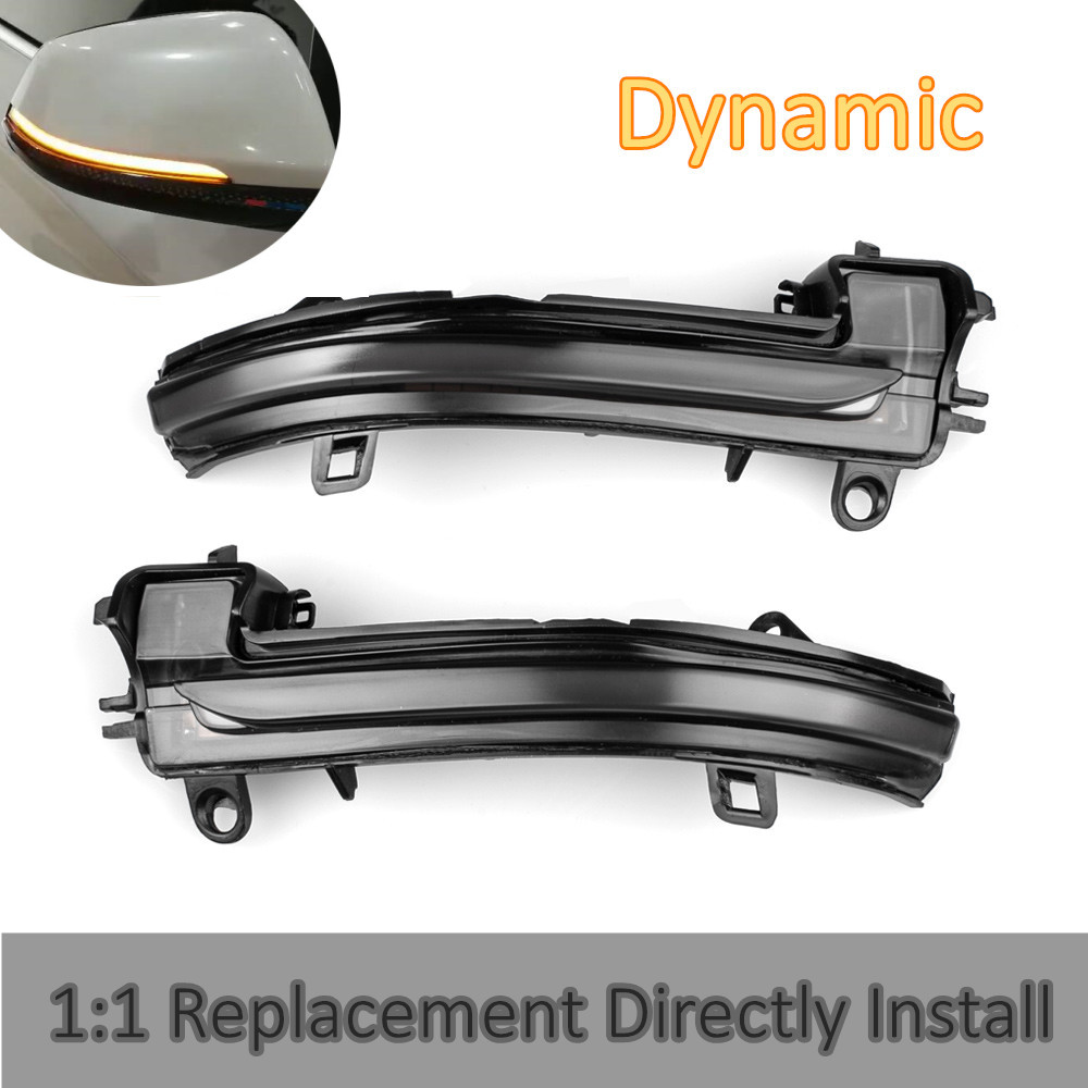 Dynamic Turn Signal LED Side Mirror Sequential Indicator Blinker Light For BMW X1 F48 2016-2018 2 Series Active Tourer F45 F46Dynamic Turn Signal LED Side Mirror Sequential Indicator Blinker Light For BMW X1 F48 2016-2018 2 Series Active Tourer F45 F46