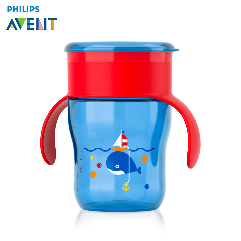 Cups Philips Avent SCF782/20 feedkid philips avent кружка поильник scf782 с 12 мес