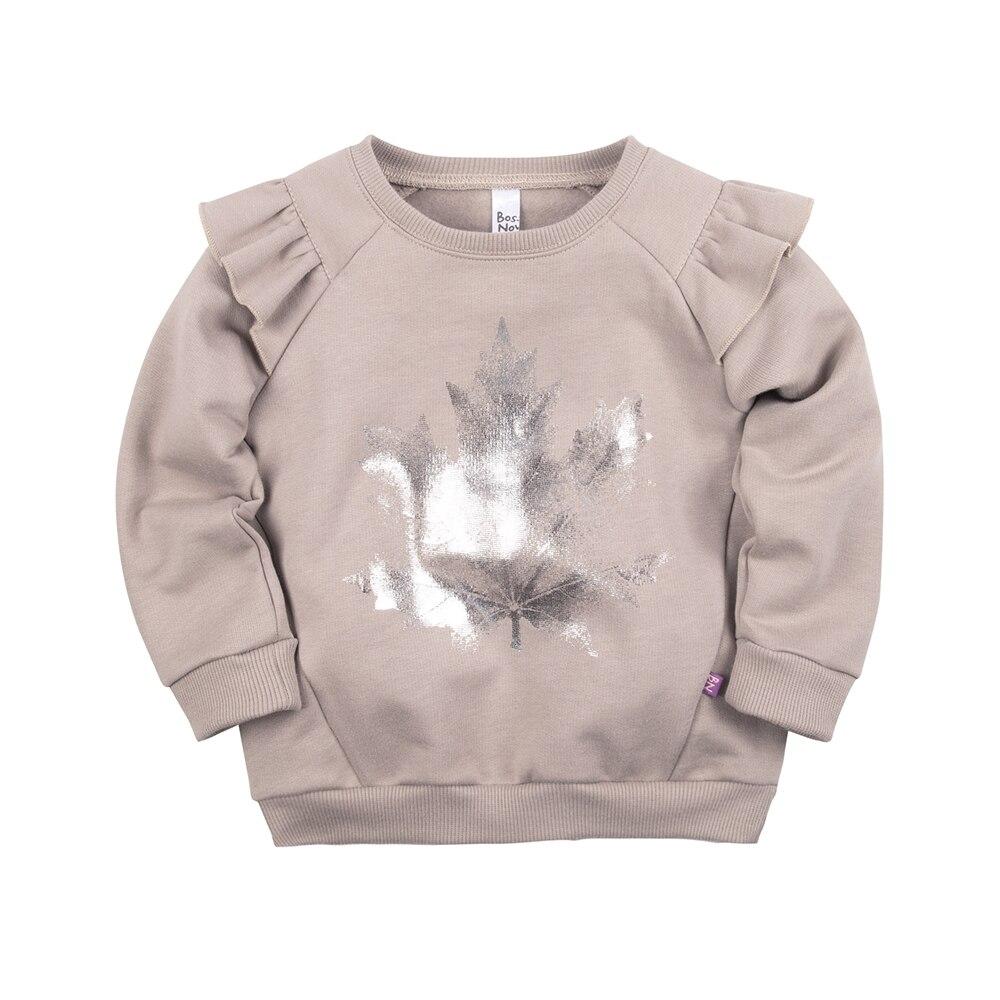 Hoodies & Sweatshirts BOSSA NOVA for girls 172b-462 Children clothes kids clothes pants bossa nova for girls 485b 464 children clothes kids clothes
