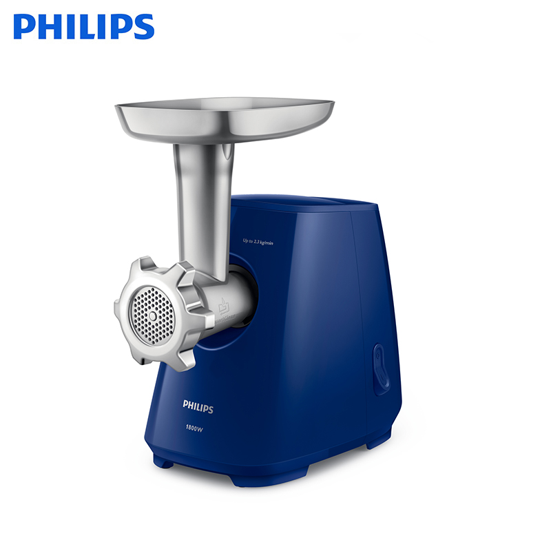 Meat grinder Philips HR2722/10 kitchen tools plastic meat diy mold