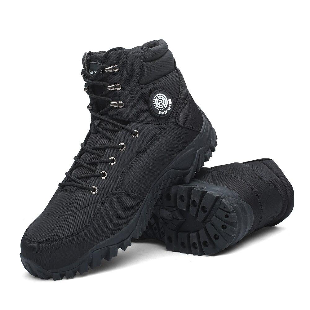 Spéciale Han Armée Cuir Militaire Sauvage Désert Bottes Force En De Bateaux Hiver Automne Cheville Tactique Hommes Travail Combat Neige Chaussures O0OFqwr