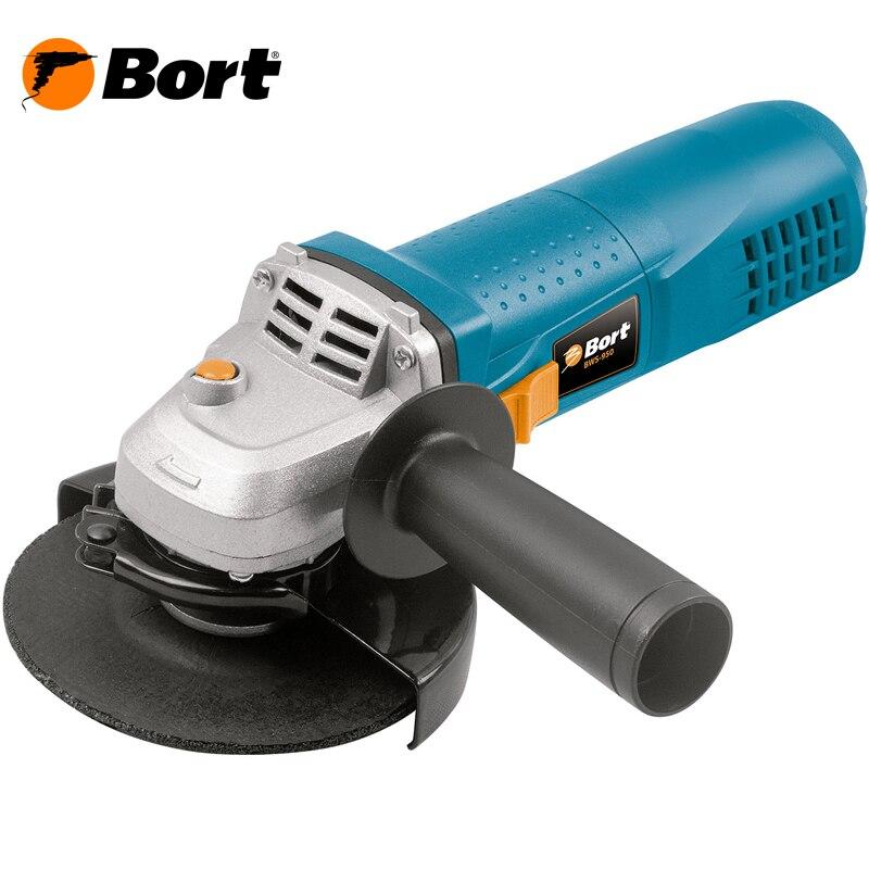 Angle grinder BORT BWS-950 kalibr mshu 125 955 electric angle grinder polisher machine hand wheel grinder tool