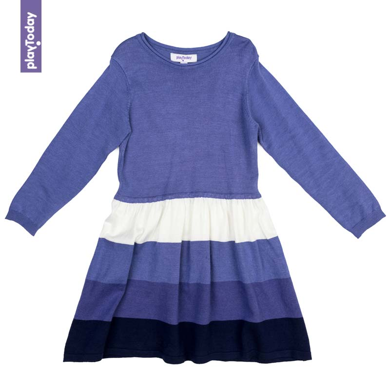 Dresses PLAYTODAY for girls 372060 Children clothes kids clothes dresses dress befree for female half sleeve women clothes apparel casual spring 1811554599 50 tmallfs