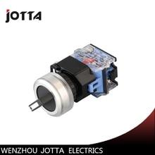 LA38-11X/22/30  illuminated 2 position momentary selector switch