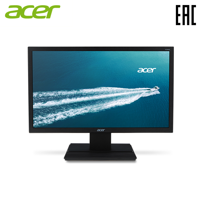 Monitor Acer 21.5 V226HQLB Black computer display monitor 19