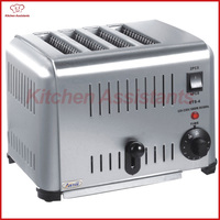 ETS4 commercial electric bread bun sandwich toaster oven machine