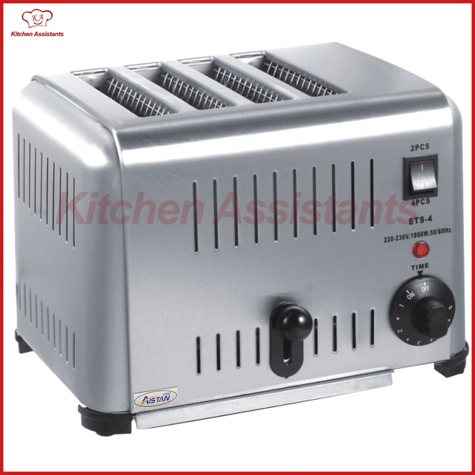 ETS4 commercial electric bread bun sandwich toaster oven machine three groups of kebab ovens commercial electric oven machine