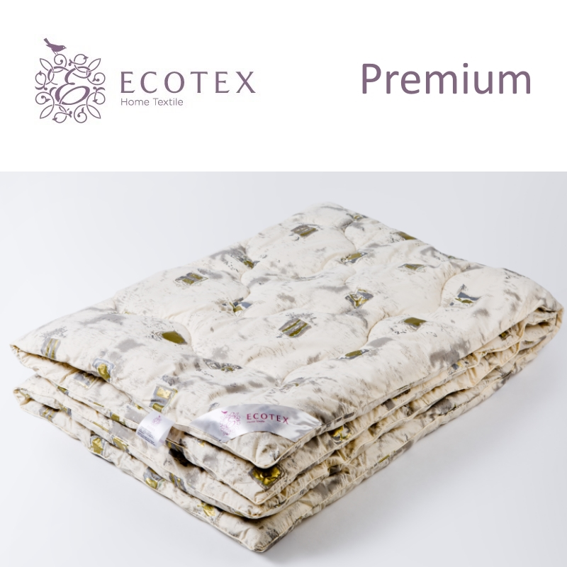 Blanket Argo collection Premium. Production company Ecotex(Russia). pillow argo collection premium production company ecotex russia