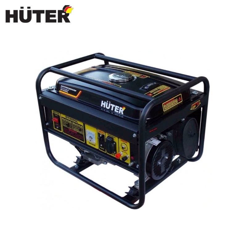 Electric generator HUTER DY4000L Power home appliances Backup source during power outages Benzine power stations generator huter ht950a