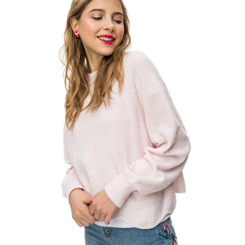 Фото - Sweaters jumper befree for female  sweater long sleeve women clothes apparel  turtleneck pullover 1811493855-97  TmallFS women handbags 2018 new fashion summer chain ladies hand bags cartoon girl printed female crossbody pink casual tote k059