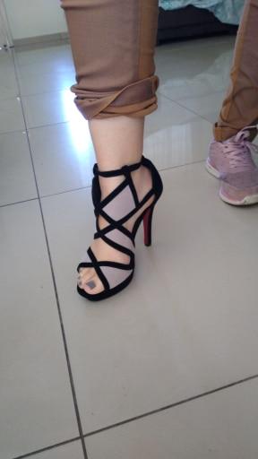 Sapatos femininos Exposed Exposed Sapatos