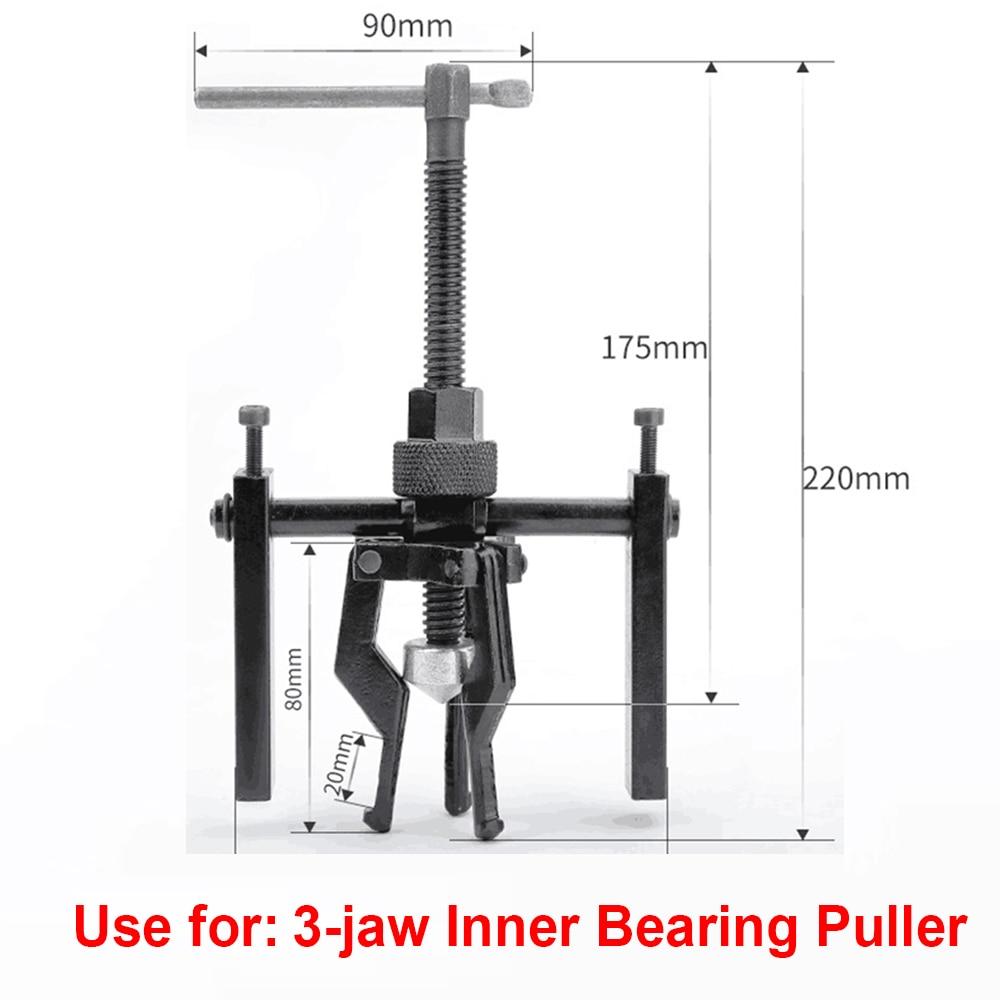 Heavy Duty Three Jaw Gear Pullers REPAIR SHOP TOOL