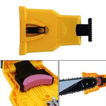 New Chainsaw Teeth Sharpeners Portable Durable Abrasive Disc Grinding Chain Tool For Woodworking Sharpening Grindstones