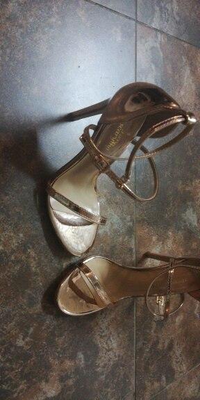 sandálias femininas Sandálias Casamento Summer