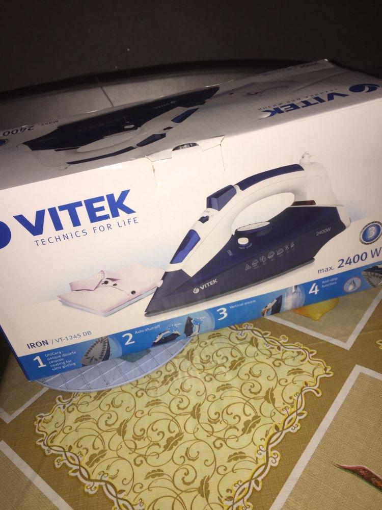 Утюг Vitek VT-1245P