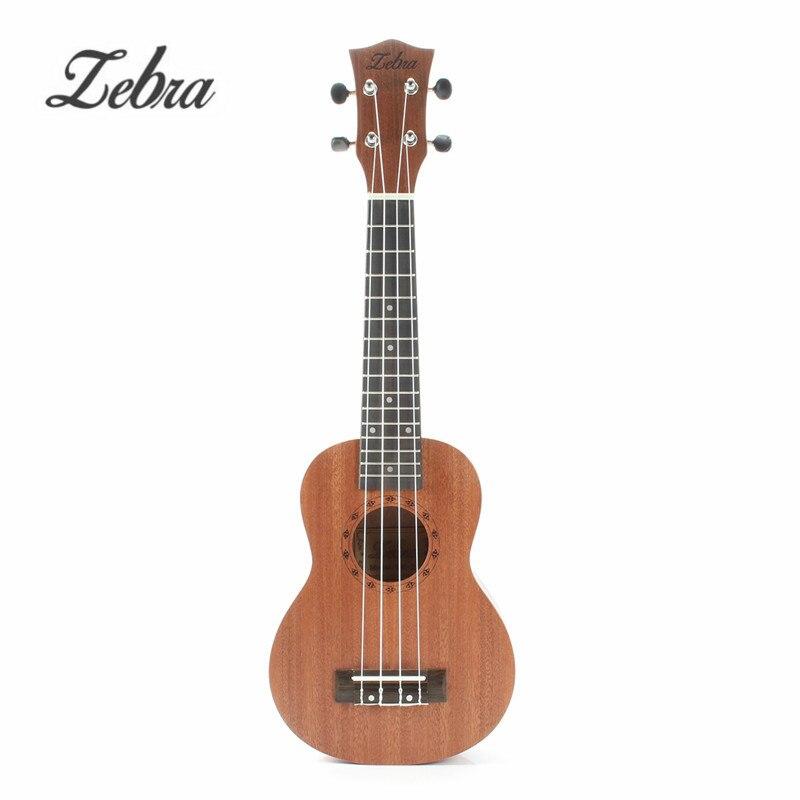21 inch 15 Frets Soprano Ukulele Guitar Uke Sapele Rosewood Hawaiian 4 Strings Guitarra Guitar Musical Instruments For Beginners