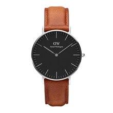Наручные часы Daniel Wellington Classic Durham 36 мм S Black