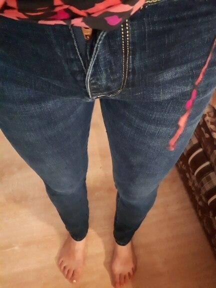 Women Jeans High Waist Plus Size Autumn Winter Denim Pants Stretch Jeans Woman Brand Jeans Women'S Trousers photo review