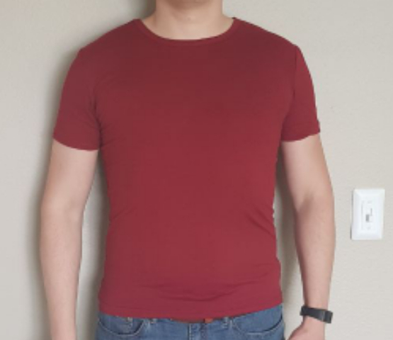 Central T-shirt photo review