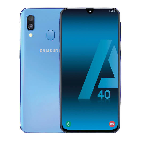 galaxy a40, 64Gb + 4Gb Ram, mas que un gama media