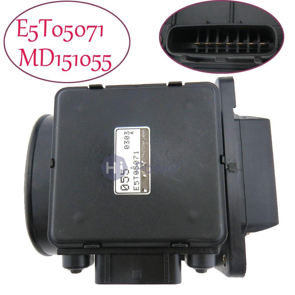 Dodge Mitsubishi Eagle 338 Mass Air Flow Meter Part# E5T06071 OEM Warranty!