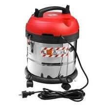 Пылесос для сухой и влажной уборки ЗУБР ПУ-20-1400 М3 (Мощность 1400 Вт, вместимость пылесборника 20 л, длина шланга 3 м, подключение инструмента)