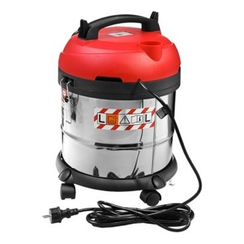 Vacuum cleaner for dry and wet cleaning BISON PU-20-1400 M3