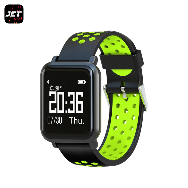 Smart Watch JET Sport SW-4 new original no 1 g6 smart watch mtk2502 sport bluetooth 4 0 tracker call running heart rate monitor smartwatch for android ios