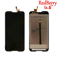 Redberry 100 Original For Blackview BV5000 LCD Display Touch Screen 1280X720 5 0inch Assembly For Blackview