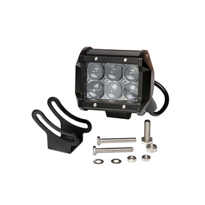 Image 4 - 18w DRL Daytime Running Light LED 10 30V waterproof car accessories SUV 4WD 4x4 motorcycle off road for LADA NIVA UAZ