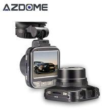 """Azdome G50 мини-автомобиль Камера Новатэк 96650 Автомобильный видеорегистратор Full HD 1080 P 30fps 2.0 """"ЖК-дисплей с WDR G- датчик H.264 Автомобильный видео Регистраторы регистраторы H15"""
