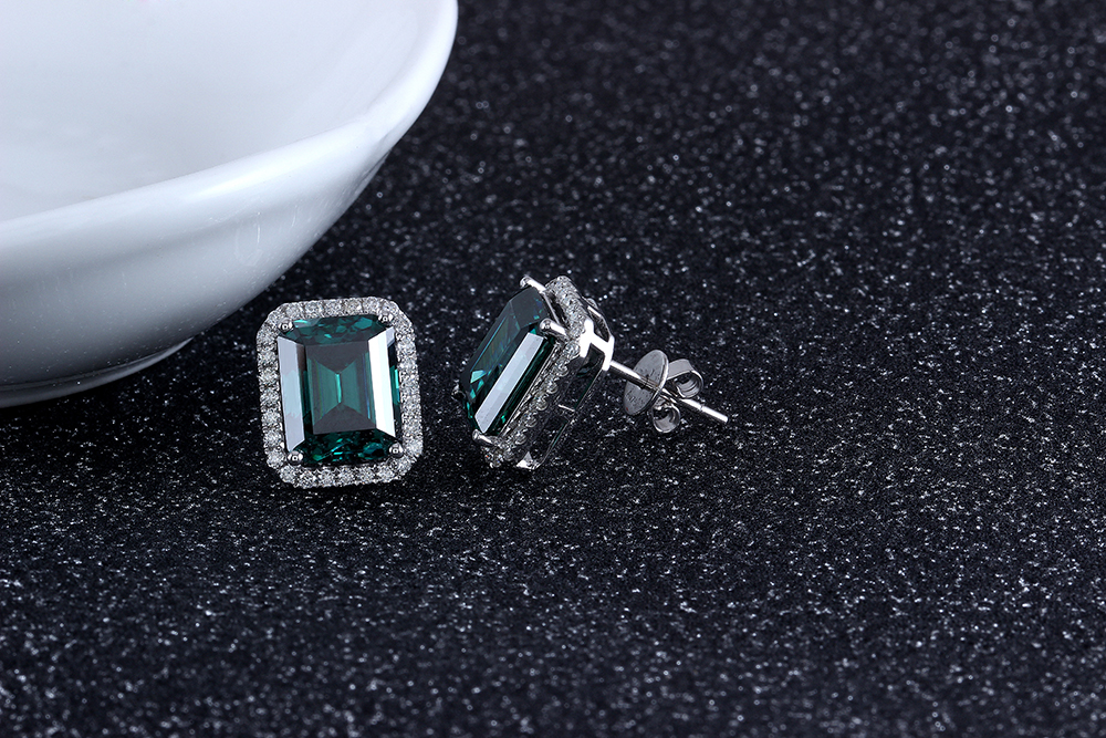 emerald stud earrings (7)