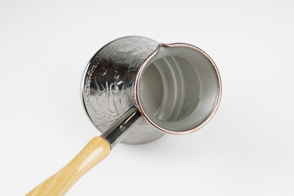 TURK PARA garrafa térmica de chá de CAFÉ talheres de cobre prato assadeira cozinha casa 847 125/118/115 /113/112 - 5